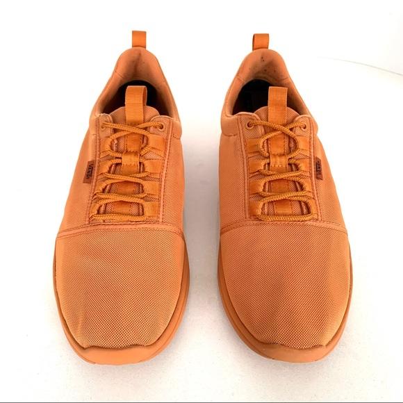Vans Other - Vans Toned Iso Sport Orange Ultracush Size 13
